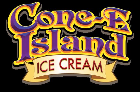 Cone~E Island Ice Cream!